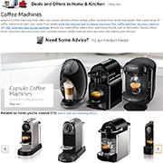 amazon Coffee Machines